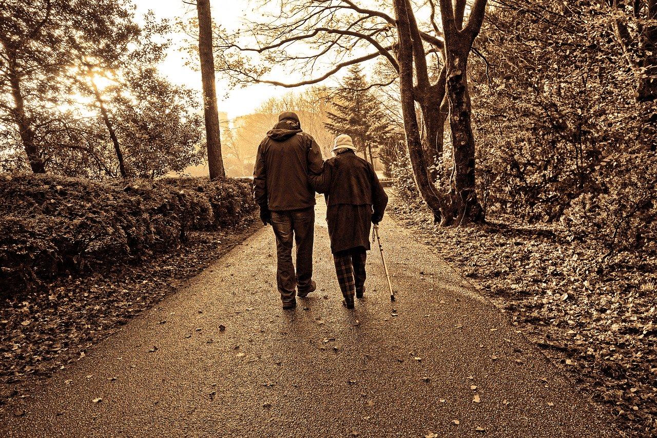 A plus de 40 ans il est primordiale de pratiquer la marche.